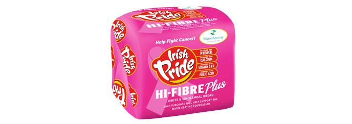 Irish Pride Hi-Fibre Plus 400g