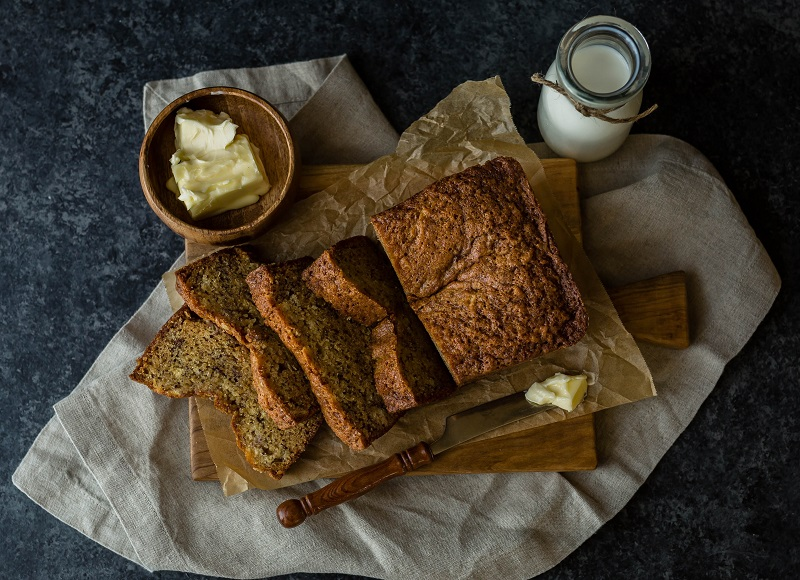 Irish Pride Banana Bread