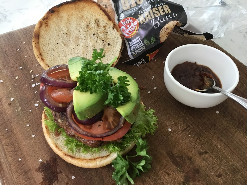 Irish Pride BBQ Competition with Calor 2018 Week 6 Winning Burger Recipe