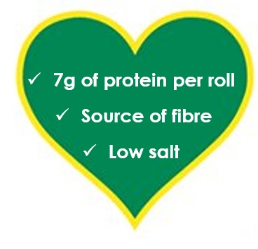 Hi-Protein Rolls