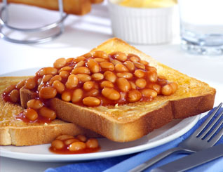 Beans on Big Toast
