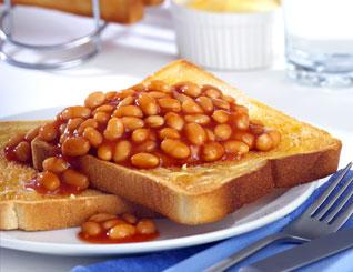 Beans on Big Toast
