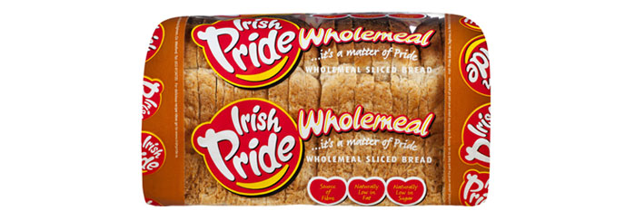 Irish Pride Healthy Wholemeal 800g