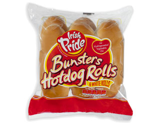 Irish Pride Hot Dog Rolls 6pk