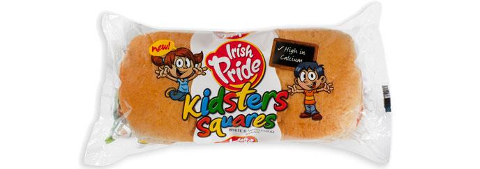Irish Pride Kidsters Squares