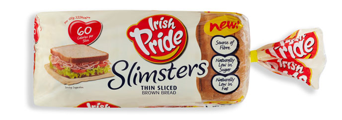 Irish Pride Slimsters 600g