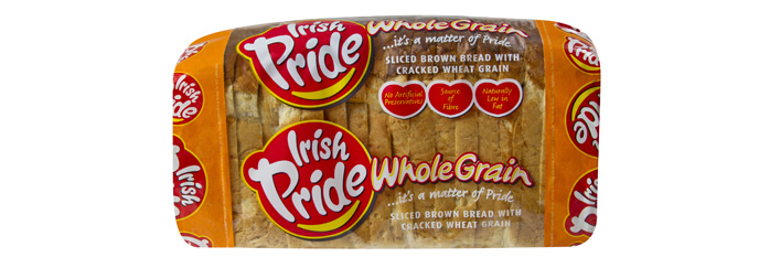 Irish Pride Wholegrain 800g