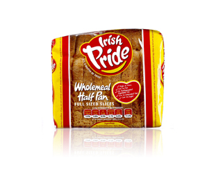 Irish Pride Wholemeal Half Pan